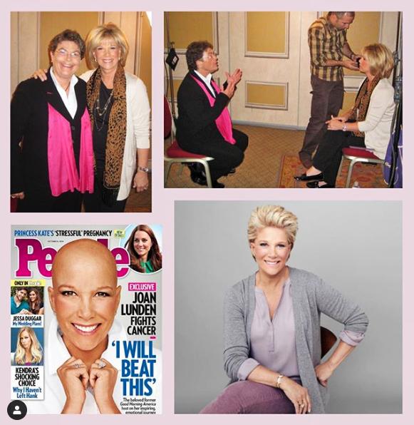 Joan Lunden Dr Susan Love dense breast, breast cancer