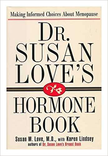 Dr Susan Love's Hormone Book pic