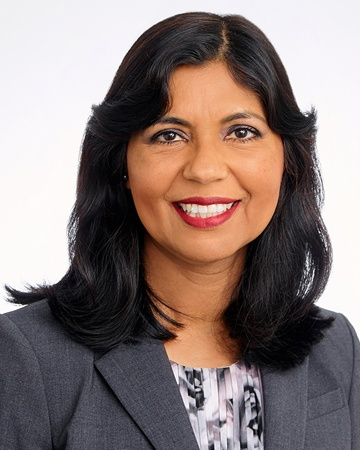 Punita Khanna, MS, MBA