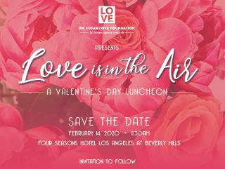 """""""Love is in the Air"""" Valentine's Day Luncheon"""