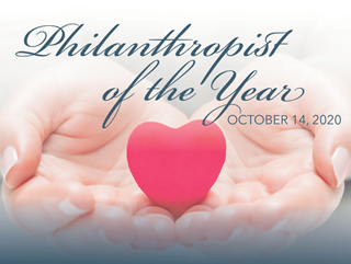 Philanthropist of the Year Luncheon