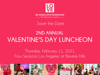 2021 Valentine's Day Luncheon