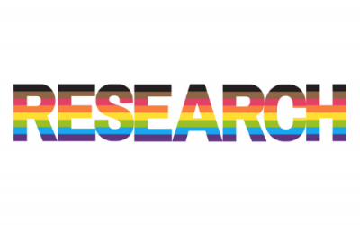 Research Rainbow by Christopher Clinton Conway