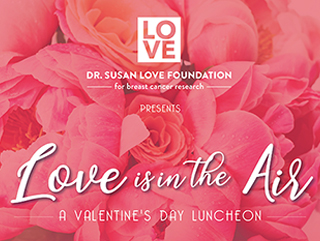 """""""Love is in the Air"""" Valentine's Day Luncheon 2022"""